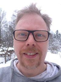 Niklas Lindberg, släktforskningsexpert